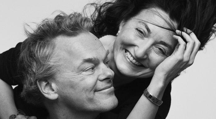 Edvard og May-Britt Moser. Foto: Geir Mogen, NTNU