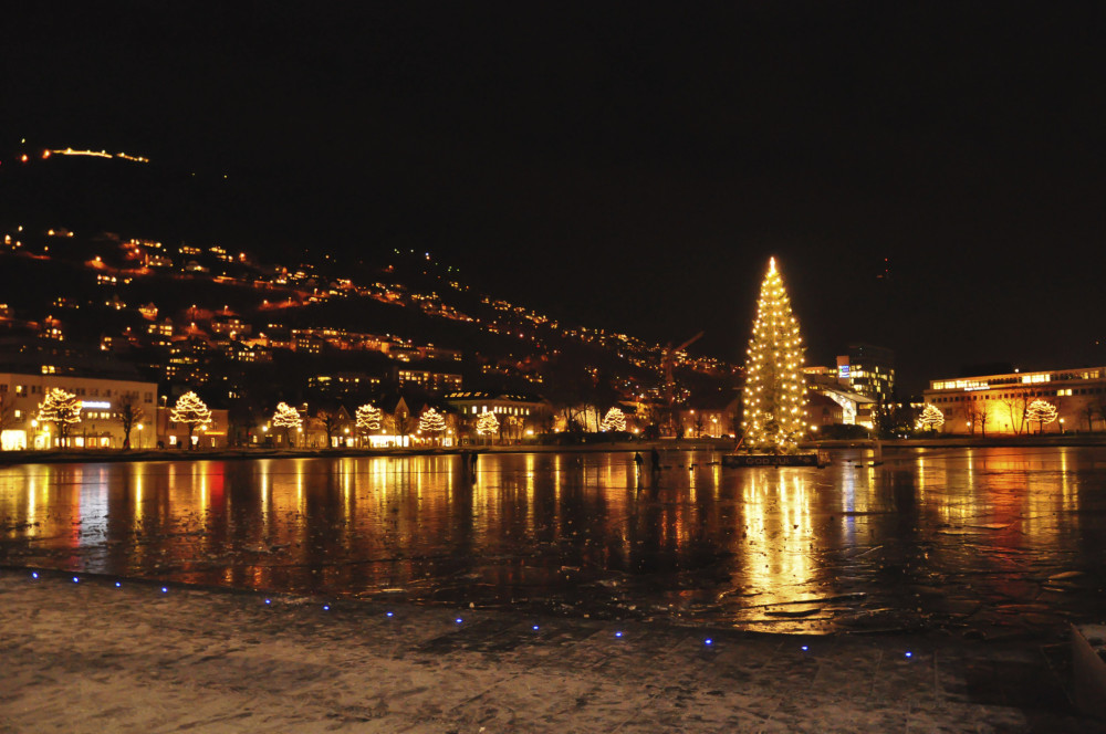 A Bergen publication contains one of the first advertisements for Christmas beer, published in 1869. Photo: Thinkstock