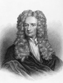 Isaac Newton is among those who developed a theory about the relationship between colour and sound. But the theory came with some limitations. Illustration: Thinkstock