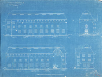 Waterpower Laboratory blueprint