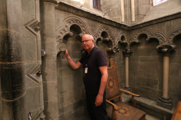 Øystein Ekroll, Nidaros Cathedral Restoration Workshop