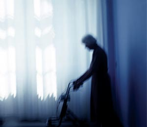 A FRIGHTENING DIAGNOSIS Dementia is a catchall term for many brain diseases, the most common of which are Alzheimer's disease, vascular dementia, frontotemporal dementia and Lewy Body dementia. The largest group is comprised of those with Alzheimer's disease (60 %). The second largest group is vascular dementia, caused by poor blood flow due to blood clots in the brain or widespread atherosclerosis. Source: Wikipedia. Photo: Scanpix Denmark