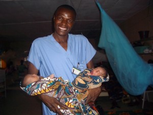 One of the biggest challenges facing health care workers in Sierra Leone is providing emergency surgical care to pregnant women. CapaCare provides this training. Photo: CapaCare.org