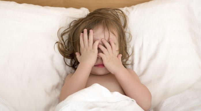 Insomnia, children, sleep problems, mental health