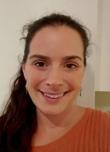 PhD candidate Ragnhild Aaen